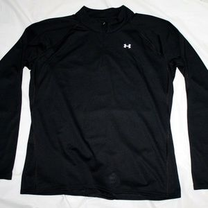 Under Armour All Season Gear Womens Long Sleeve Bl